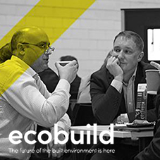 Ask the Expert at Ecobuild