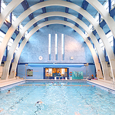 6 stunning public swimming pools in UK