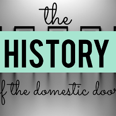 The history of the domestic door [INFOGRAPHIC]