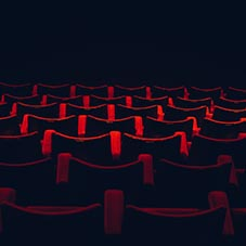 How has seating in theatres changed through time?