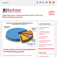 Latest insight shows increasing demand for offsite | Offsite Construction hub launched