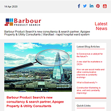 Barbour Product Search's new consultancy & search partner, Apogee Property & Utility Consultants |  Wardfast - rapid hospital ward system