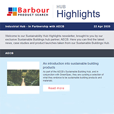 Sustainability Hub - In partnership with AECB  | Latest news, articles and more