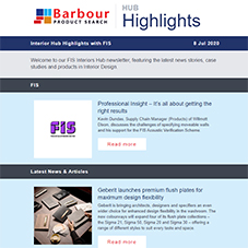 Interiors Hub Highlights with FIS | Latest news, articles and more