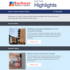 Hotel, Leisure & Sport Sector Highlights | Latest news, articles and more