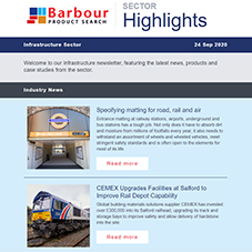 Infrastructure Sector Highlights | Latest news, articles and more