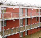 Chorlton Park Public and private-sector housing, Manchester