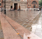 Westminster Cathedral Piazza