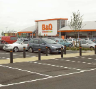 B&Q Stores, nationwide
