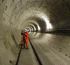 Channel Tunnel Rail Link, London