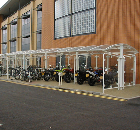 Secure Cycle Storage, Open Shelters - TD4