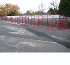 Allied Construction. 2 x 100-cycle shelters.