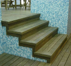 Swimming pool surround