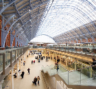 St Pancras International Station, London