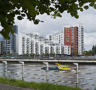 Park Lane development, Glasgow Harbour