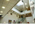 A sight and sound to behold - Rockfon ceilings installed within Optometry and Vision Science School