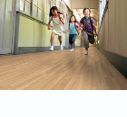 "Polyflor combats slips and noise with ""unique"" new flooring"