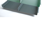 Tradzinc is the latest cladding product from Rigidal Systems