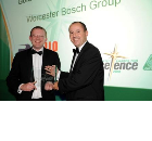 Worcester, Bosch Group win Gold at OFTEC Awards