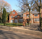 Residential areas of Beaconsfield