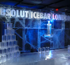 Absolut Ice, London