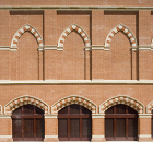 West Elevation, St. Pancras Station, London