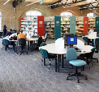 Medway Library, Universities at Medway Partnership