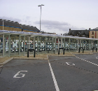 G2 Shelter, Skipton Bus Station