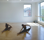 Premier Floors for UK's Premier Centre For Contemporary Dance