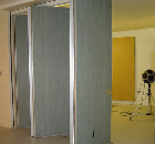 First Movable Wall Acoustic Laboratory