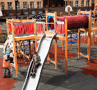 Finno play equipment brings excitement