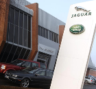 Jaguar Land Rover uses Corus Colorcoat Prisma<sup>®</sup> and CA Solarwall<sup>®</sup> on new project