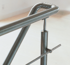 Aalco stainless-steel handrail system used for £1m+ Sandbanks Apartments