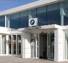 BMW Dealership, Beddington