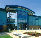 Healthy Living Centre in Staveley, Derbyshire