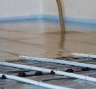 Underfloor heating – The importance of having the right base