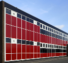 Schueco's Budget-Price Low-Rise Facade System Proves Popular