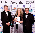 Another success for British manufacturer as it wins Wall Tile of the Year award