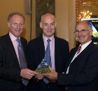 Riomay, the leading solar thermal heating specialists, has won a coveted national award