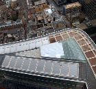 201 Bishopsgate and the Broadgate Tower, London