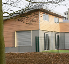 Havwoods Outdoors' Faux Timber Cladding