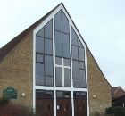 Holy Cross Church, Harlow, Essex