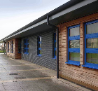 Aluminium Rainwater System adds to Award-Winning School's Green Theme