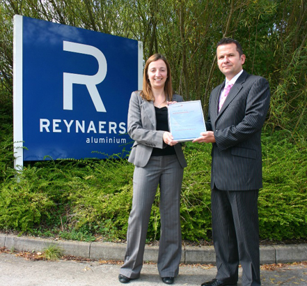 Reynaers Optima Gains Instant Industry Recognition