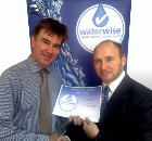 Cistermiser Sensor Awarded Waterwise Marque