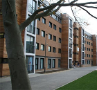 Sheffield University Halls of Residence