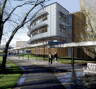 Berrick Saul Building, University of York