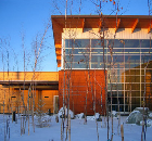 Morris Thompson Cultural & Visitors Centre, Alaska, United States