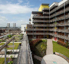 Alumasc Creates a Roof-Top Haven at The River Quarter