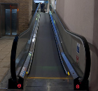 Stannah Moving Walkway Lights the Way for Shoppers in Bingley